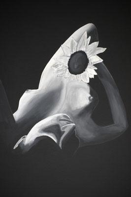 Sunflower/ Grösse: 800x600mm/ Preis: CHF 1500.00