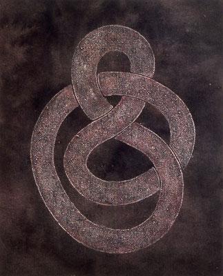 Marcel, 1988, acrylique sur toile, 31.5 x 39 cm