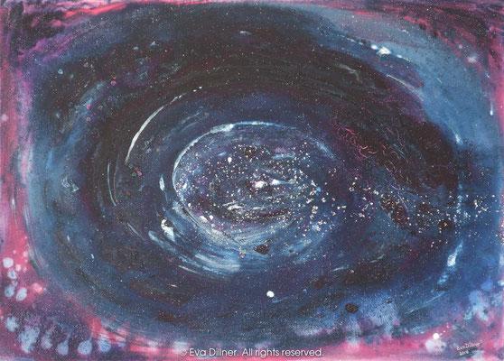 Galaxen C359 70x50cm ©2014 Eva Dillner