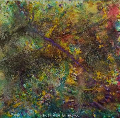 Dragonfly D430 130x125cm ©2016 Eva Dillner