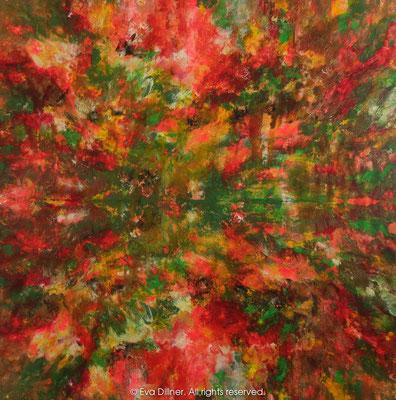 Autumn C398 130x130cm ©2016 Eva Dillner