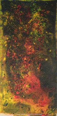 Big Bang Triptych 3/3 B263 75x150cm ©2013 Eva Dillner