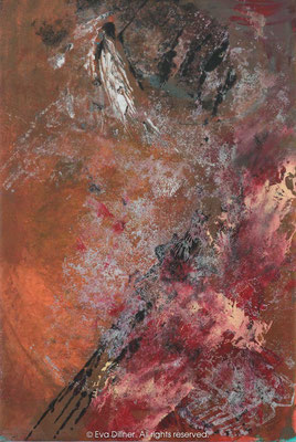 B210 47x70cm ©2009 Eva Dillner. Gislaveds konstförening