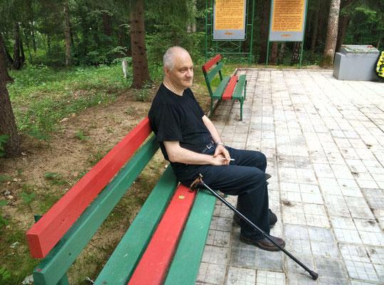 Дмитрий Стороженко RK3AOL - Мой друг и напарник в этой экспедиции