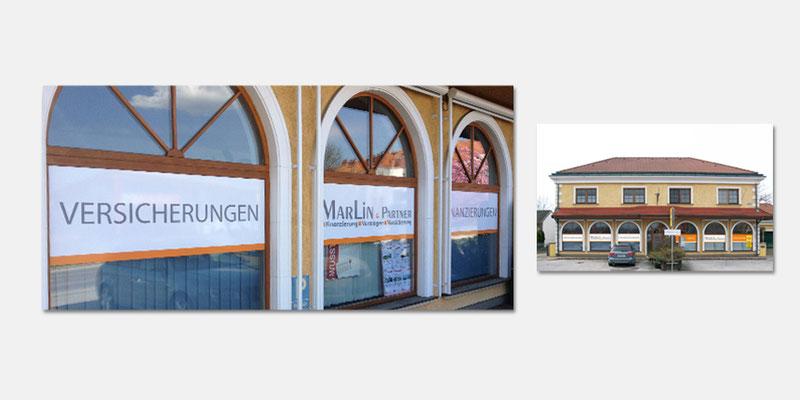 Fassaden- und Fenstergestaltung Marlin & Partner