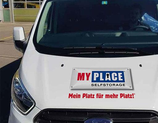 MyPlace Mitarbeiterfahrzeug