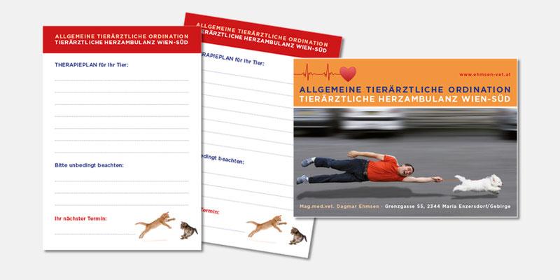 Ehmsen-Vet Therapiekarte