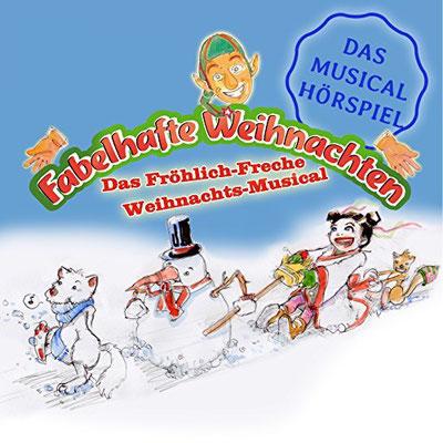 Hörspiel-CD-Cover