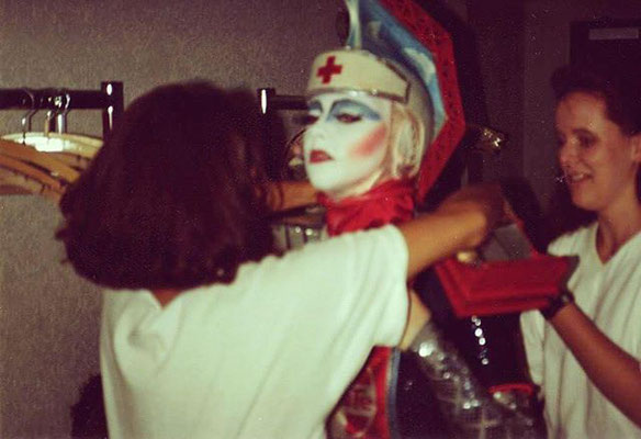 Starlight Express Bochum 1992 Foto: privat