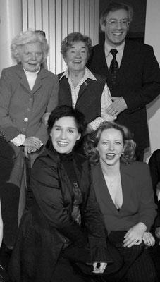 50 Jahre NDR & Ohnsorg mit Heidi Kabel, Hilde Sicks, Christian Seeler, Sandra Keck - Foto: Werner Struss