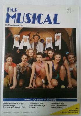 Broschüre-Cover, 1989