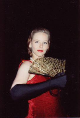 """""""Evita"""" 1993 Foto: Privat"""