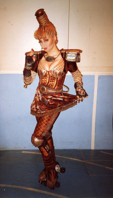"""Starlight Express"" 1992 Foto: Privat"