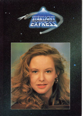 Autogrammkarte, 1992