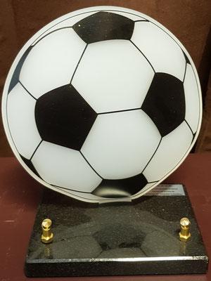 plaque football