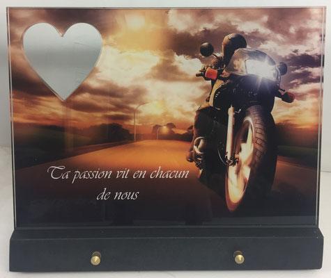 plaque moto