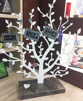stèle arbre de vie