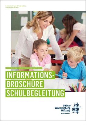 Informationsbroschüre Schulbegleitung– Baden Würtembergstiftung