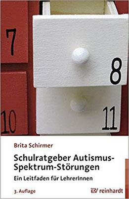 Schulratgeber-Asperger-Spektrum– Autor Britta Schirner