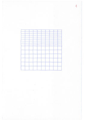 4 (2106), Durchschreibepapier, 21,9x29,7cm