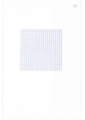 20 (2106), Durchschreibepapier, 21,9x29,7cm