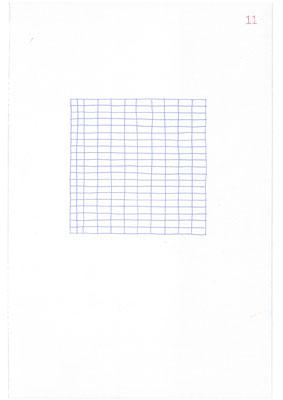 11 (2106), Durchschreibepapier, 21,9x29,7cm
