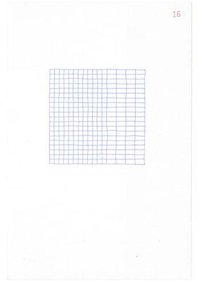 16 (2106), Durchschreibepapier, 21,9x29,7cm