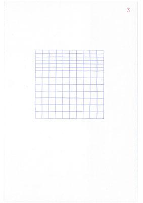 3 (2106), Durchschreibepapier, 21,9x29,7cm