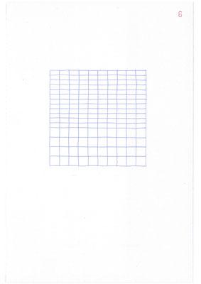 6 (2106), Durchschreibepapier, 21,9x29,7cm