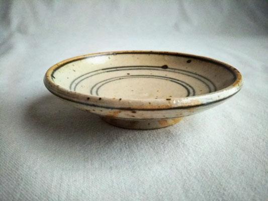 三寸皿(横縞)φ9.0cm 1320円