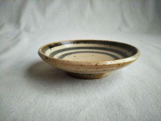 三寸皿(三本線)φ9.0cm 1320円