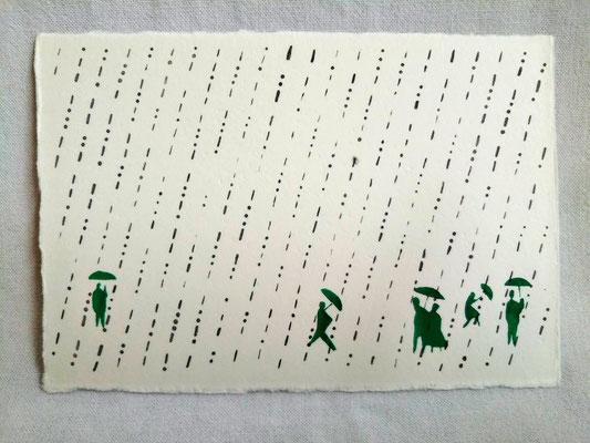 009-001 雨模様 385円