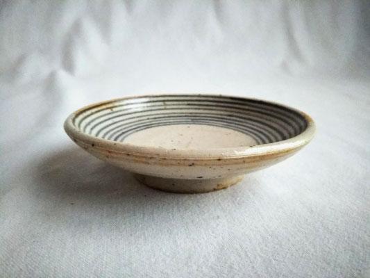 三寸皿(輪線)φ9.0cm 1320円