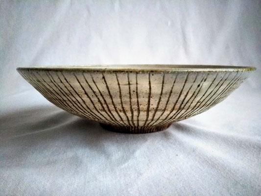 KRD-24 浅鉢(線文)φ18.0cm / 高さ5.0cm 3300円