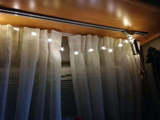 Weihnachten im Wohnmobil