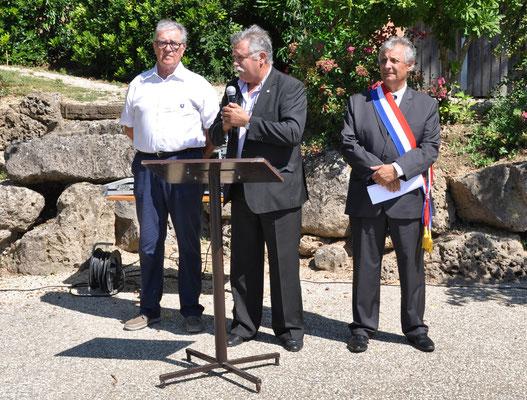 Allocution de M. Rousseau, Président de FFQ-Francophonie