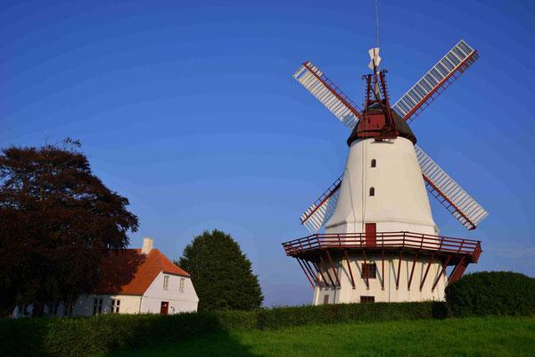 42- Mühle, Windmühle, Norddeutschland