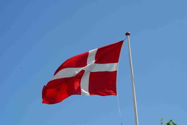 53- Dänemarkfahne, Dänemark, Fahne, Flagge, Landesfahne, dänisch