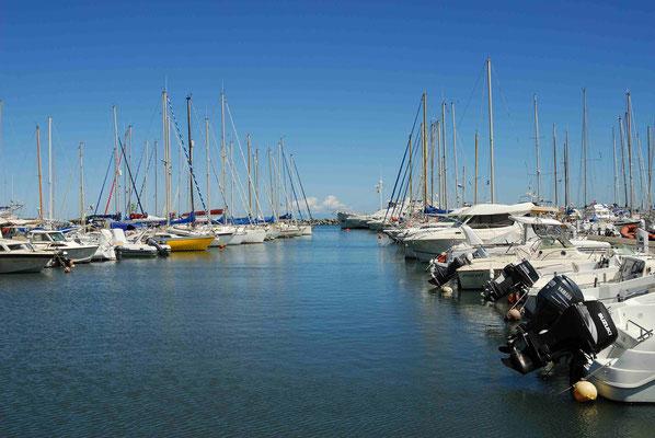 Yachthafen Korsika