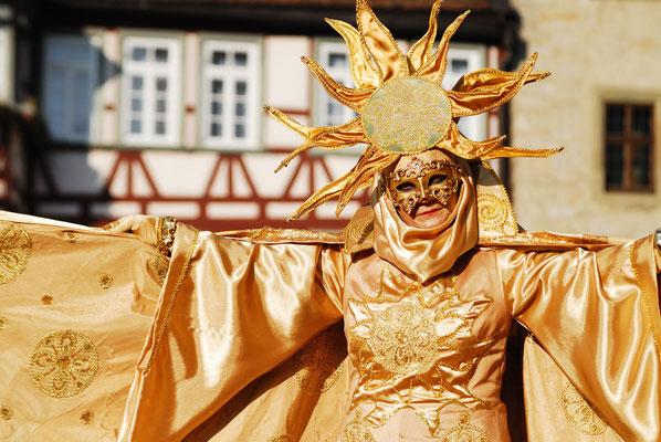 8 - Hallia Venezia - Schwäbisch Hall feiert Karneval venezianisch , originell und fast so schön wie original
