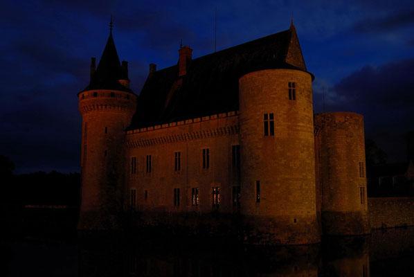 11 - Frankreich Schloss Sully.