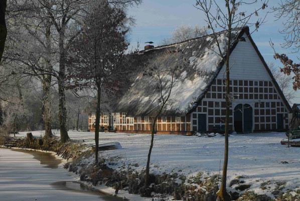 51- Bauernhof in Norddeutschland