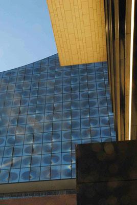 8- Hamburg, Elbphilharmonie Detailimpression.