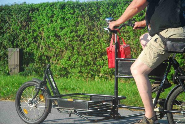 1- Fahrrad, kreativ, Eigenbau