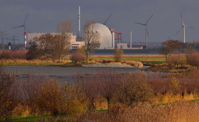 19- Windrad, Windkraftanlage, Windkraft, Windgenerator, Ökostrom, Brokdorf, AKW, Atomkraftwerk, Kernkraftwerk, Schleswig Holstein