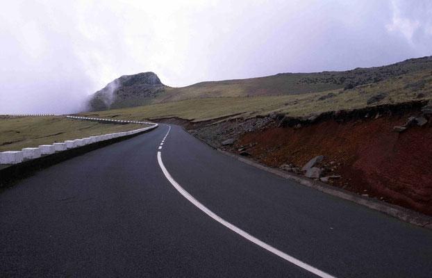 5- Madeira, Straße, Pico