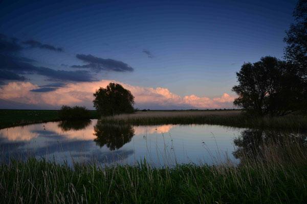22- Teich mit Spiegelung
