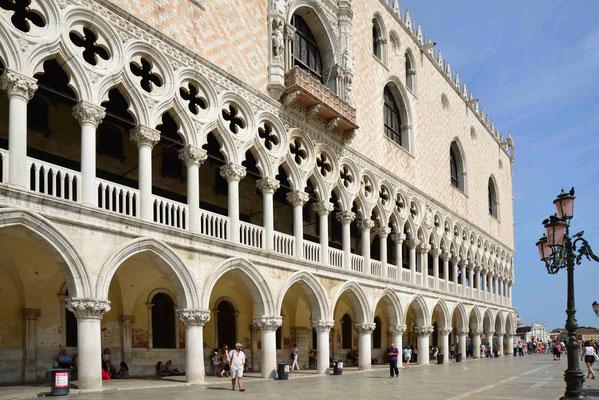 19 - Venedig, Markusplatz