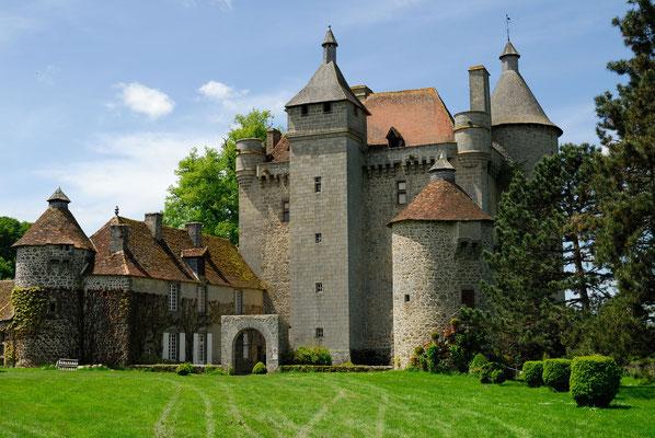 8 - Frankreich Schloss