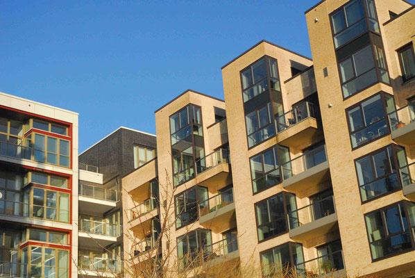25- Hamburg, Architektur, Hafencity, Hafen, City, Wohnhaus, modern